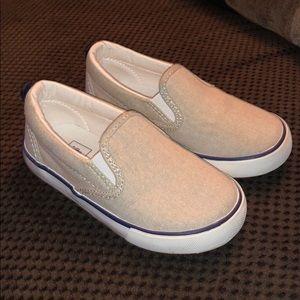 WORN ONCE- baby GAP Toddler Slip On Sneaker